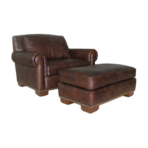 Henredon - Chair and a Half - IL7701-S