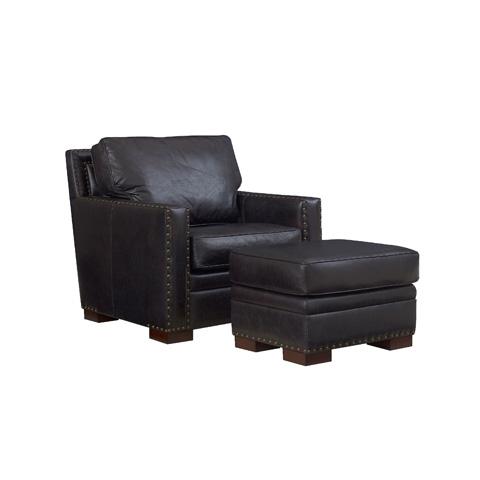 Henredon - Leather Club Chair - IL8610-X