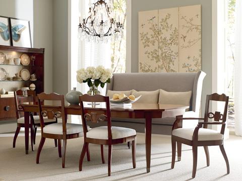 Henredon - Acquisitions Paris Dining Room Set - 3300SET