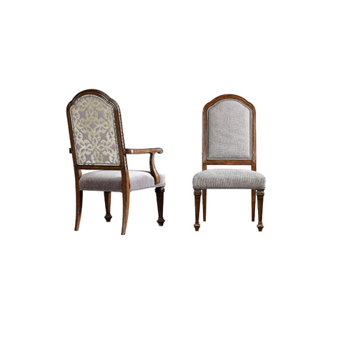 Henredon - Dining Arm Chair - 4301-27
