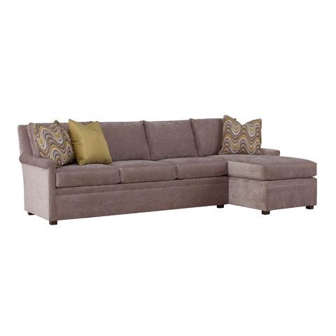 Image of Refinements Half Sofa
