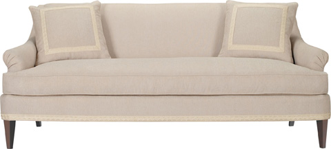Hickory Chair - Marler Sofa - 108-80