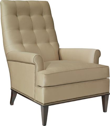 Hickory Chair - Cline Biscuit Stitched Chair - 113-24