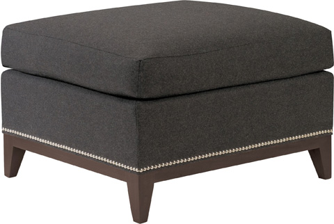 Image of 9th Street Square Ottoman