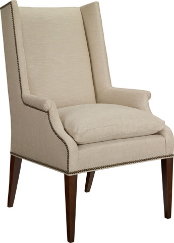 Hickory Chair - Martin Upholstered Host Chair - 150-01