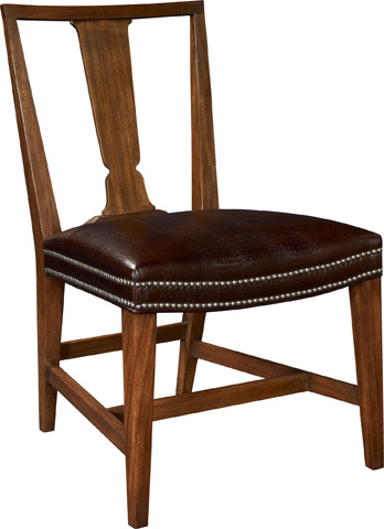 Hickory Chair - Surry Mahogany Side Chair - 151-12
