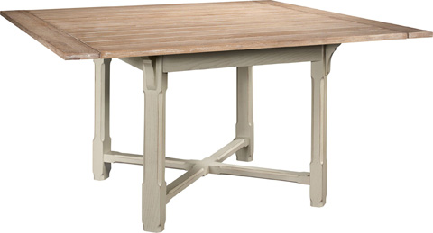 Hickory Chair - Piedmont Farm Dining Table - 1538-40/1539-10