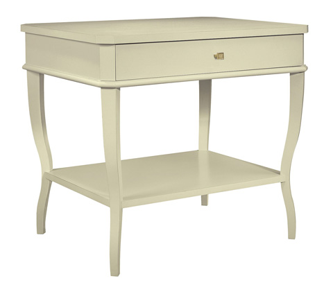 Hickory Chair - West Paces Side Table - 1582-10