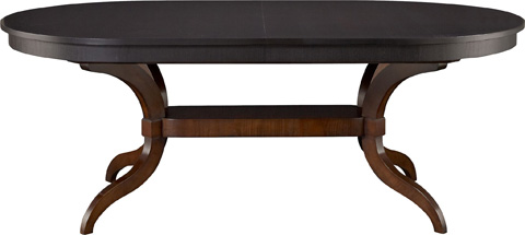 Hickory Chair - Mercer Dining Table - 2444-16/2445-16