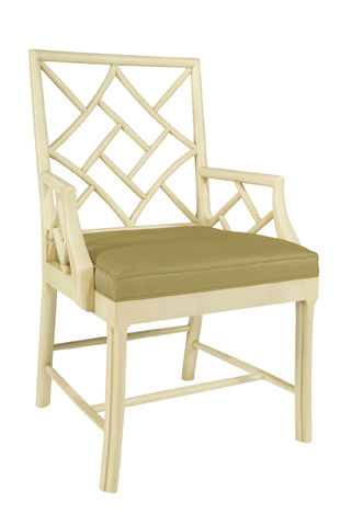Image of Fretwork Arm Chair