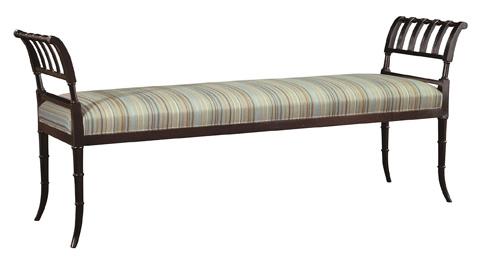 Hickory Chair - Gardner Bench - 2607-30