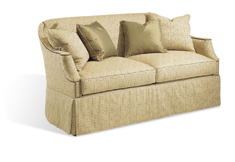 Hickory Chair - Eton Short Sofa - 320-72