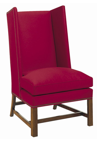 Hickory Chair - Farm Wing Chair - 332-55