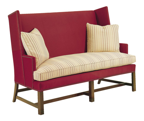 Image of Farm Wing Settee