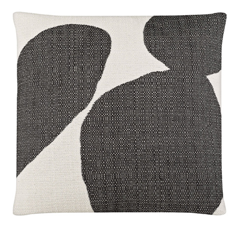 Hickory Chair - Cacti Midnight Throw Pillow - 3901-11
