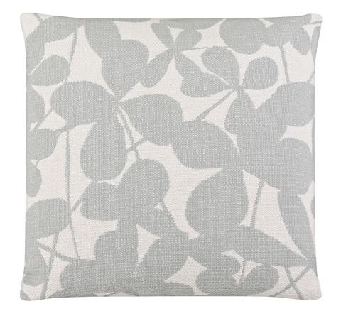 Hickory Chair - Clover Sky Blue Throw Pillow - 3902-10