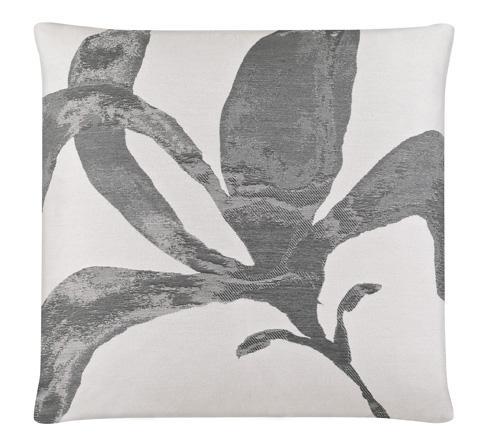 Image of Magnolia Fog Throw Pillow