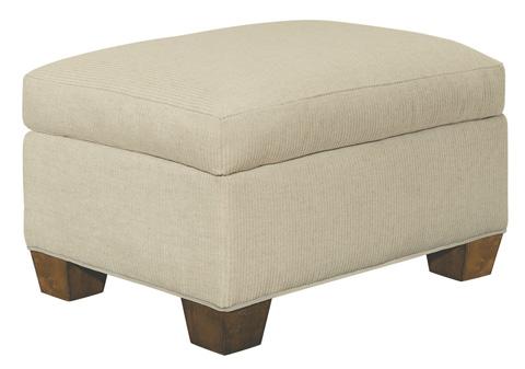 Hickory Chair - MacDonald Ottoman - 5418-29