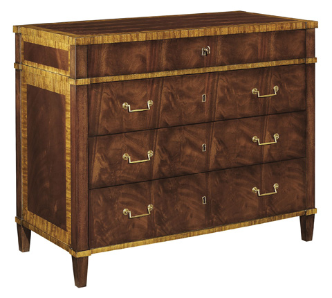 Image of Maxwell Four Drawer Chest