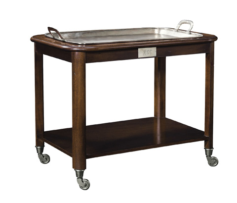 Image of Hotel Trolley Serving Cart