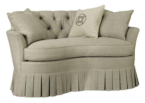 Image of Boudoir Loveseat