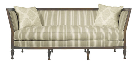 Image of Salon French Settee