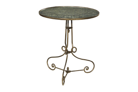Hickory Chair - Venice Side Table - 7784-10