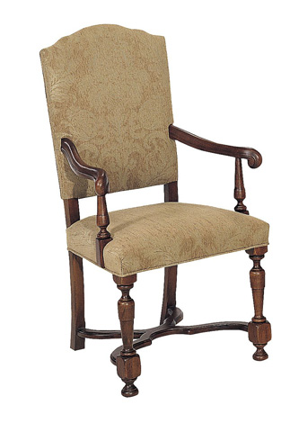Hickory Chair - Palermo Arm Chair - 8700-01