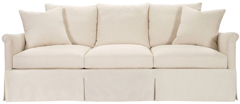 Hickory Chair - Jules Dressmaker Sofa - 9508-89
