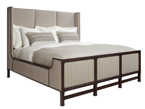 Hickory Chair - Muse King Bed - 9562-10