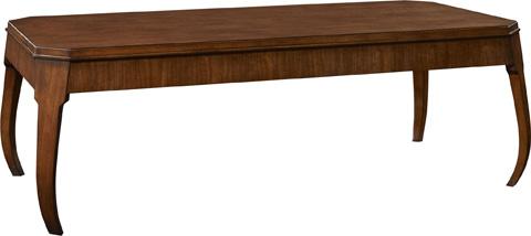 Hickory Chair - Wabi Coffee Table - 9580-10