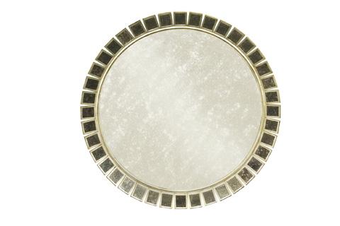 Image of Soleil Round Mirror