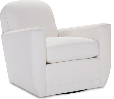 Hickory Chair - Knox Swivel Chair - 128-27