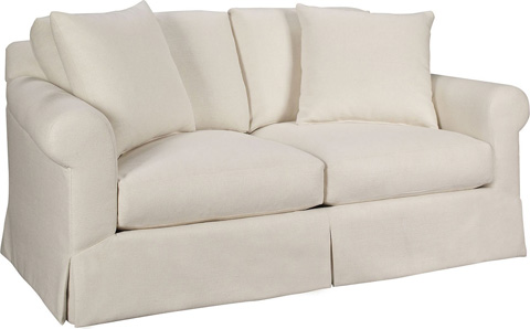 Hickory Chair - Celine Skirted Made To Measure Sofa - 1519-51-S