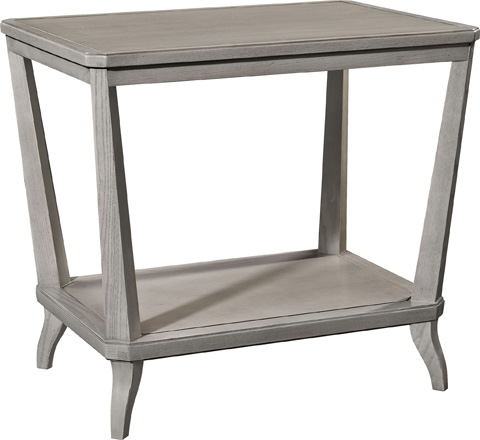Hickory Chair - Rye Rectangular Side Table - 169-70