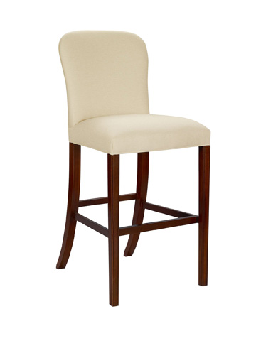 Hickory Chair - Chippendale Barstool - 1820-04