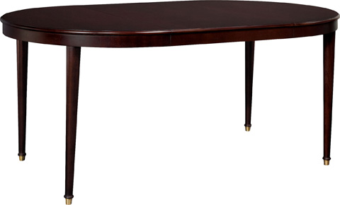 Hickory Chair - Boden Round Mahogany Dining Table - 2642-70