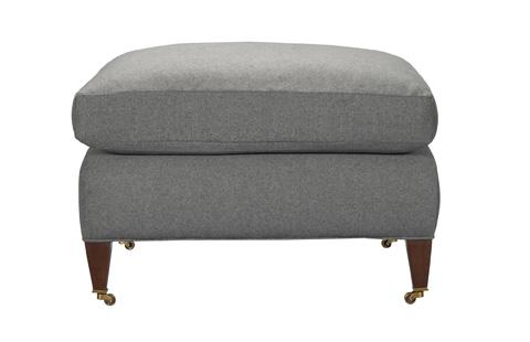 Hickory Chair - Haydon Ottoman - 3302-29