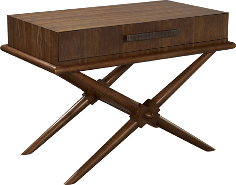 Hickory Chair - Cavendish Side Table - 3385-70