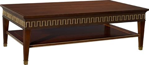 Hickory Chair - Rosana Cocktail Table - 5383-40