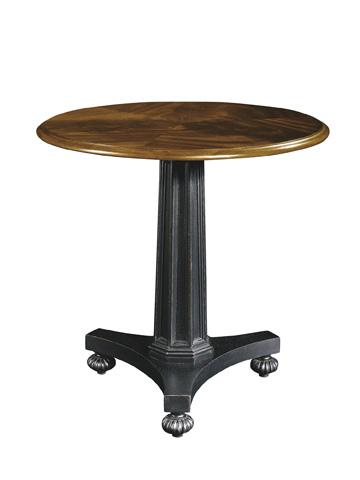 Hickory Chair - Angus Column Table - 5484-70