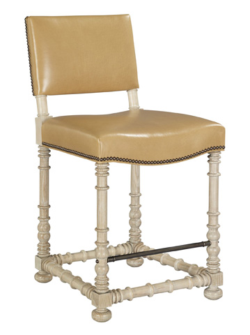 Hickory Chair - Blackstone Counter Stool in Ash - 709-13