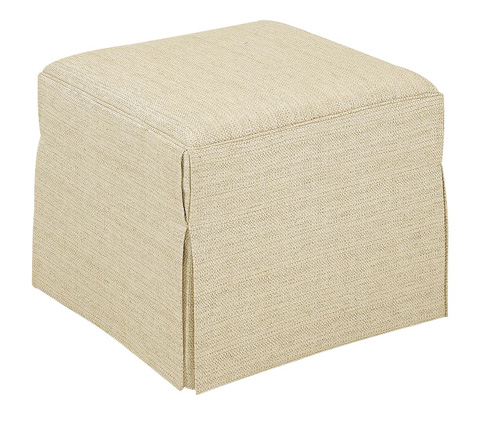 Hickory Chair - Cocktail Ottoman - 7168-53