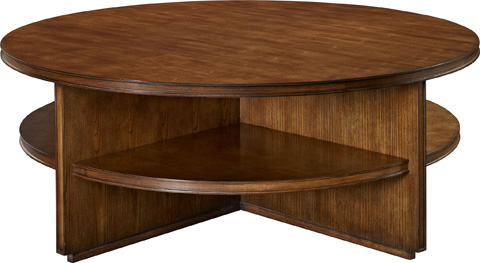 Hickory Chair - Judd Cocktail Table - 7681-70