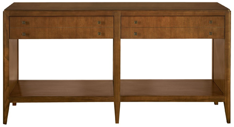 Hickory Chair - Chamberlain Console Table - 7691-70