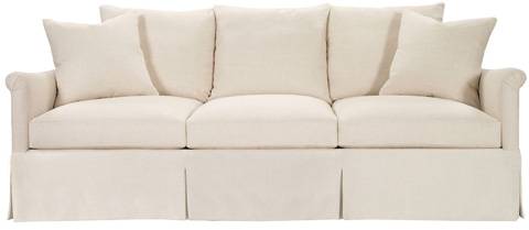 Hickory Chair - Jules Dressmaker Made To Measure Sofa - 9508-51-S