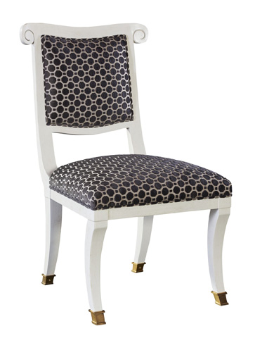 Hickory Chair - Abigail Side Chair - 5210-02