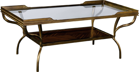 Hickory Chair - Betty Coffee Table - 5279-10