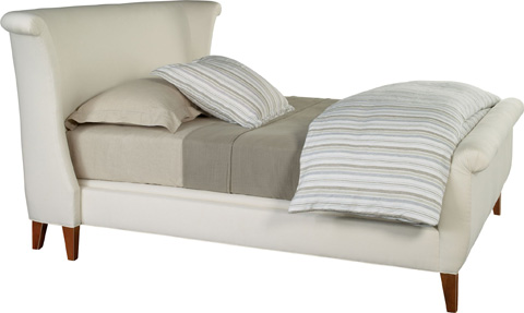 Hickory Chair - Montauk California King Bed with Footboard - 7656-10