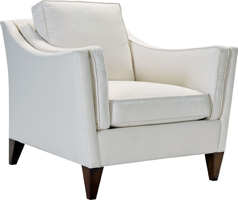 Hickory Chair - Lake Lounge Chair - 8502-24